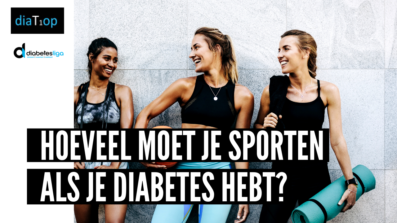 8 video's over sporten met type 1 diabetes